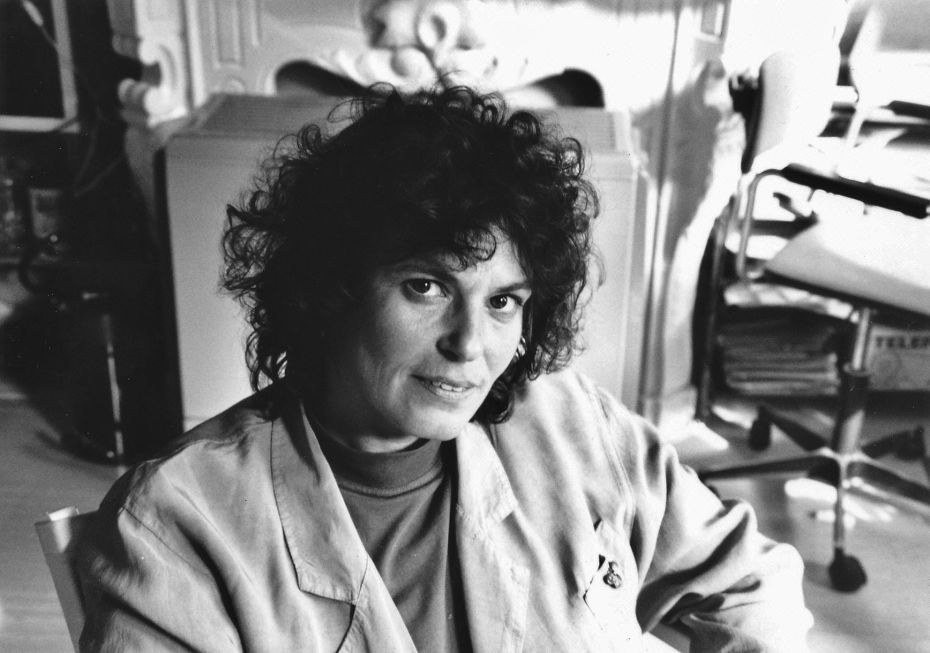 Yvonne Kroonenberg, foto: Maarten Slagboom