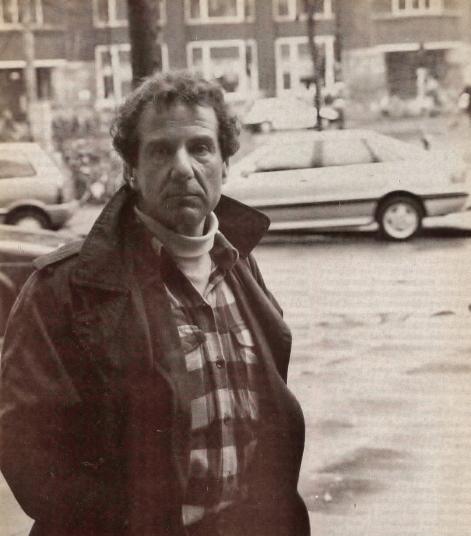 Fred Emmer, foto: Maarten Slagboom