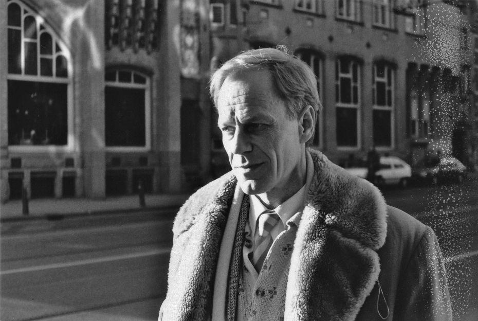 Joop Admiraal, foto: Maarten Slagboom