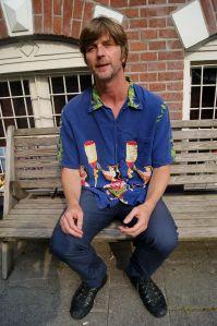 Gerard Janssen, foto: Maarten Slagboom