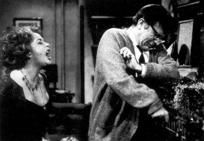 Richard Burton en Elizabeth Taylor in Who's Afraid of Virginia Woolf